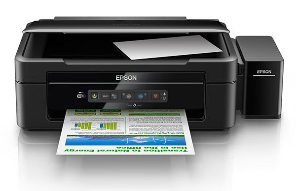epson 商用喷墨座地打印机
